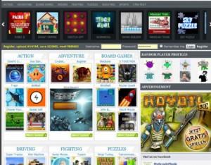 flash game websites for sale
