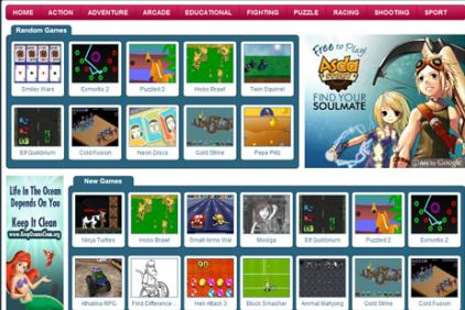 old games site
