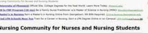 nursing websites for sale